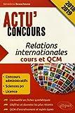 Lire le livre Relations internationales gratuit