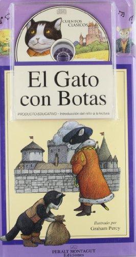 Gato Con Botas, El (+cd) (Cuentos En Imagenes) por GRAHAM PERCY