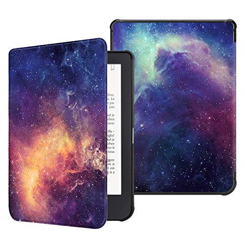 Fintie Hülle für Tolino Shine 3 - Ultradünne Schutzhülle mit Ruhemodus und Magnetverschluss für Tolino Shine 3 eReader (2018), die Galaxie