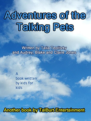 Adventures of the Talking Pets