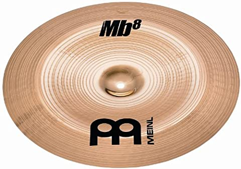 Meinl - MB8 - Cymbale China brillante - 20