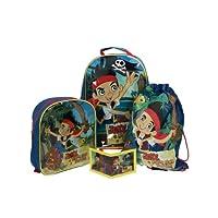 Disney Jake and The Neverland Pirates Luggage Set