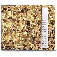 Skins4u Amazon Kindle Oasis Schutzfolie Skin Aufkleber Design Golden Tri