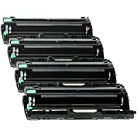 Printing Pleasure FULL SET of Laser Drum Units compatible with Brother DCP-9020 HL-3140 HL-3142 HL-3150 HL-3152 HL-3170 HL-3172 MFC-9130 MFC-9140 MFC_9330 MFC-9340 CDN/CDW/CW | DR-241CL