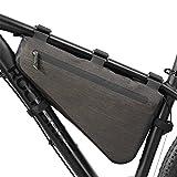 Yiwa 5L \ 8L Triangle Rahmen Fahrrad Tasche Bike Radfahren Wasserdicht großen Speicherkapazität Bag Sattel Carrier tragbar Tasche Paket 8L