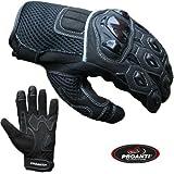 PROANTI Motocrosshandschuhe Motocross Enduro Supermoto Quad MX Motorrad Handschuhe - Größe XXL
