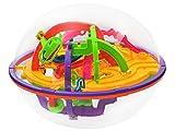 ISO TRADE Juego de Habilidad de Juego de Habilidad de Pista de Bola de Laberinto 3D 4301