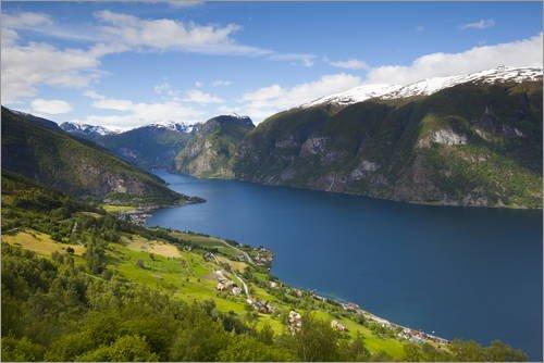 forex-90-x-60-cm-aurlands-fjord-de-douglas-pearson-robert-harding