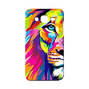 ROCKY Designer Printed Back Case / Back Cover for Samsung Galaxy J5 (Multicolour)