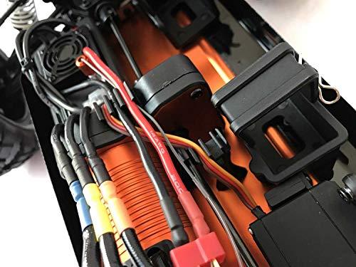 RC Auto kaufen Buggy Bild 4: DF Models 3009 - Hotfire 5 Buggy - 1:10 Brushless Metallgetriebe RTR-Waterproof*