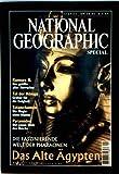 National Geographic 2001, Nr. 1 - das alte Ägypten, die Faszinierende Welt der Pharaonen: Ramses II., Tal der Könige, Tutanchamun, Pyramiden -