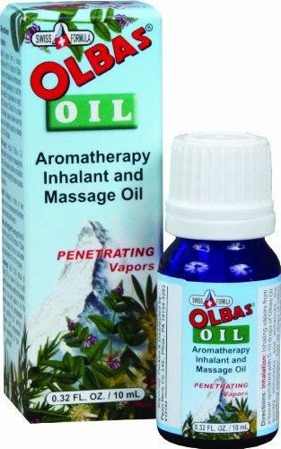 Preisvergleich Produktbild Olbas Oil (10 Cc) ( 1x.32 OZ) by OLBAS