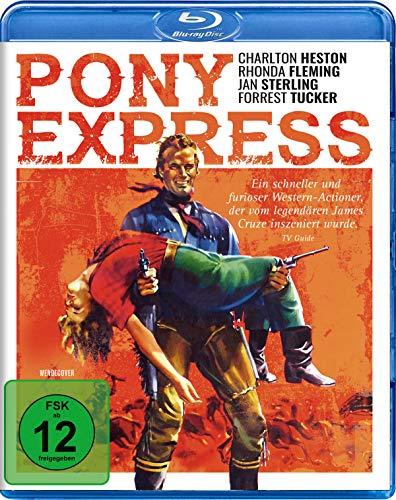 Pony-Express [Blu-ray]