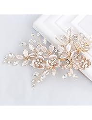 Suchergebnis Auf Amazonde Für Haarschmuck Goldene Hochzeit
