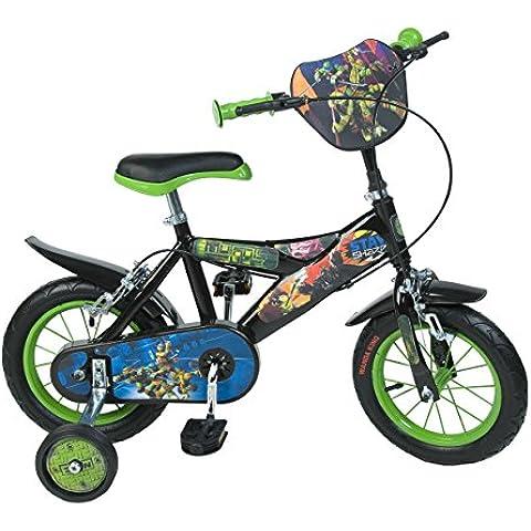 Tortugas Ninja - Bicicleta para niño, 12