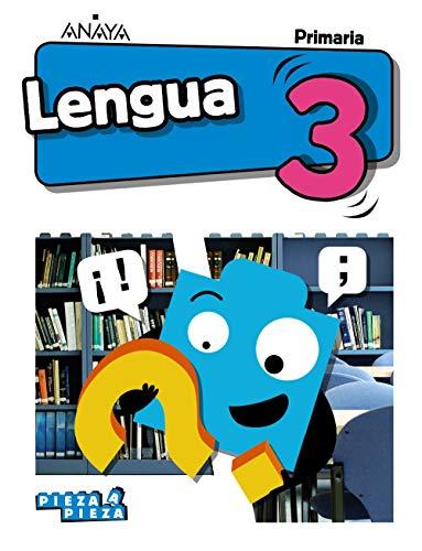 Lengua 3 (Incluye Taller de Lectura comprensiva) (Pieza a Pieza)