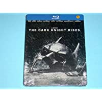 The Dark Knight Rises - 2-Disc Limited Edition Steelbook