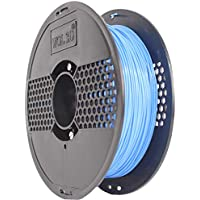 NEW WOL3D PLA Pro+ with Improved formula (SKY BLUE) 1.75mm 3D Filament Made in India