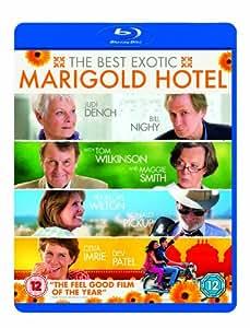The Best Exotic Marigold Hotel (Blu-ray + Digital Copy) [Region Free]
