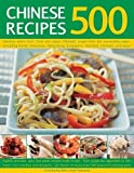 Best Libri di cucina Kong - 500 Chinese Recipes: Fabulous dishes from China Review