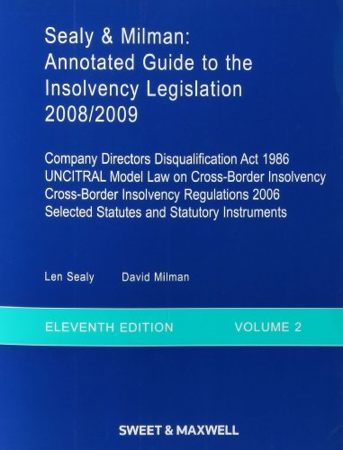 sealy-and-milman-v-2-annotated-guide-to-the-insolvency-legislation-by-professor-david-milman-2008-10