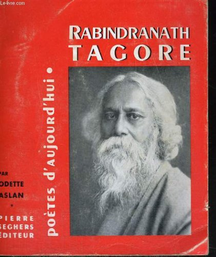 Rabindranath tagore - collection potes d'aujourd'hui n80