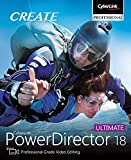 CyberLink PowerDirector 18 Ultimate | PC | PC Activation Code by email