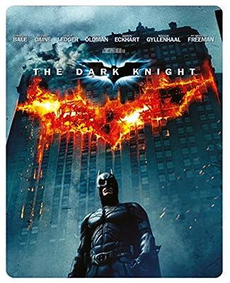 [UK-Import]Batman The Dark Knight Steelbook Blu-ray