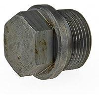 M 22x1,5-25 St/ück Verschlu/ßschraube DIN 910 5.8 Stahl gal zn zylindrischem Feingew