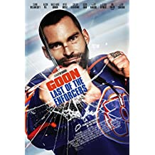 Goon Last Of The Enforcers Movie Poster 70 X 45 cm