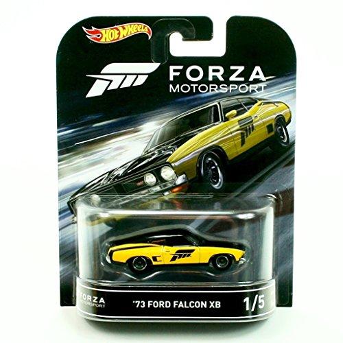 Preisvergleich Produktbild 1973 Ford Falcon XB Forza XBOX 1:64 Hot Wheels Retro Entertainment DJF43