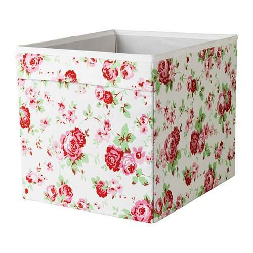 Ikea Box in Cath Kidston Rosali Design-Fits Expedit Regale, 2 x 69 x 34