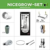 Growset Hydro Shoot 60 3 x Secret Jardin LED 26W Wachstum + Blüte Grow Set