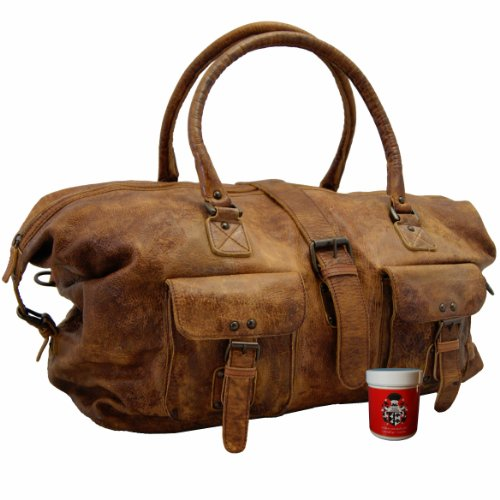 reisetaschenset-sporttasche-ericsson-aus-braunem-rugget-hide-leder-inkl-freiherr-von-maltzahn-lederp