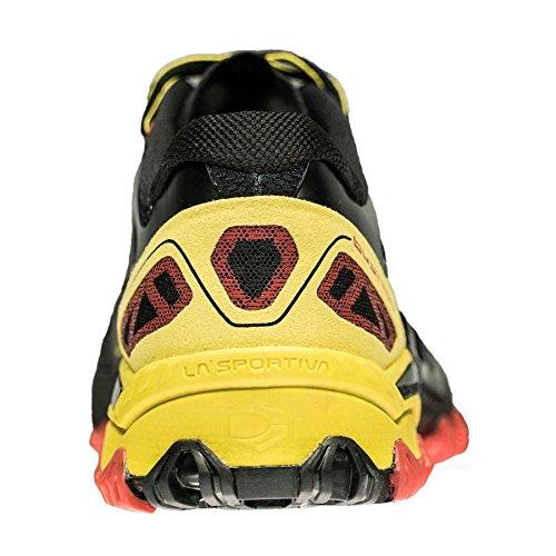 La Sportiva , Chaussures de course pour homme noir Black / Yellow