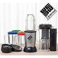 El nuevo We Bullet-Robot de cocina multifunción con el exprimidor de zumo-Set