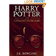 Harry Potter: Die Gesamtausgabe (1-7) (Die Harry-Potter-Buchreihe) (German Edition)