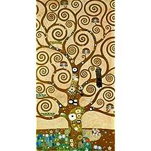 Lámina 'Árbol de la vida', de Gustav Klimt, Tamaño: 45 x 85 cm