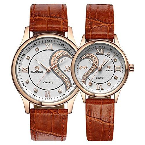 tiannbu-fq-102-ultra-fine-en-cuir-or-romantique-paire-poignet-montre-pour-couple-homme-femme-lot-de-