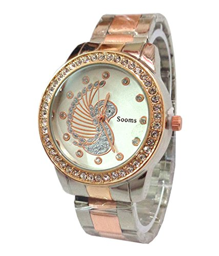 craft store Sooms Girls Womens Ladies Casual Formal Wrist Watch Analog