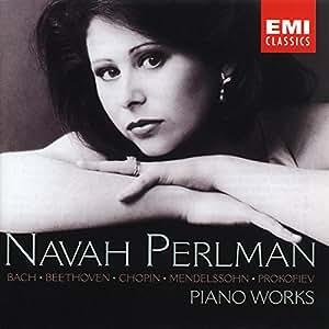 Navah Perlman - Piano Works