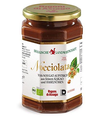 """Rigoni di Asiago Nuss-Nougat-Aufstrich \""""Nocciolata\"""" (700 g) - Bio"""