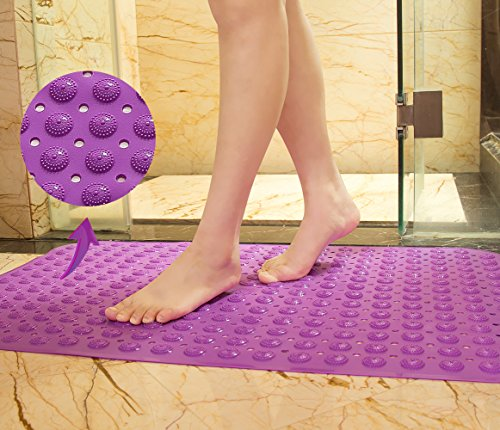 diketer-non-slip-bath-mat-dual-anti-slip-shower-mat-design-suction-cup-and-embossed-surface-unscente