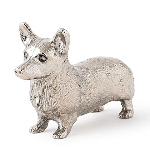 Pembroke Welsh Corgi Made in UK Artistic Style Dog Figurine