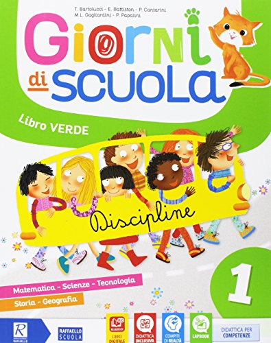 Souvent Libro Giorni di scuola. Per la Scuola elementare. Con e-book. Con  VY62