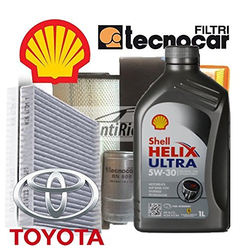Toyota YARIS 1.0 Kit cambio olio e Filt