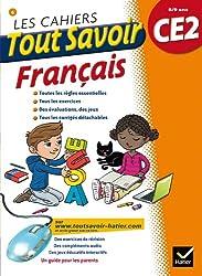 Les cahiers Tout Savoir Français CE2