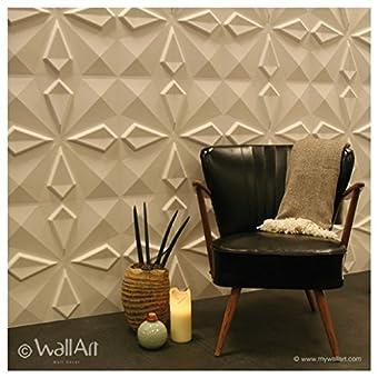 Wall Decor–Paneles 3d Wallart Kites Dal design moderno Ed accattivante unidades de m².3