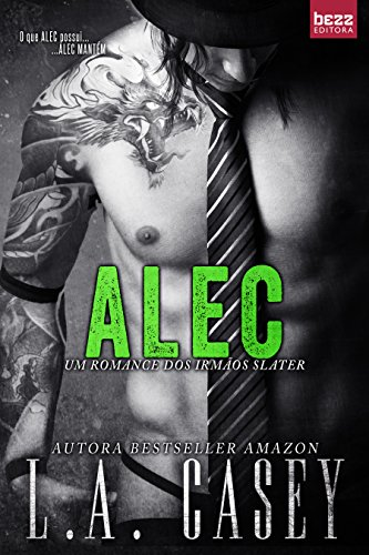Alec: SLATER BROTHERS (Portuguese Edition)