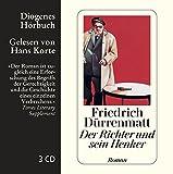 Der Richter und sein Henker (Kommissär Bärlach) - Friedrich Dürrenmatt
